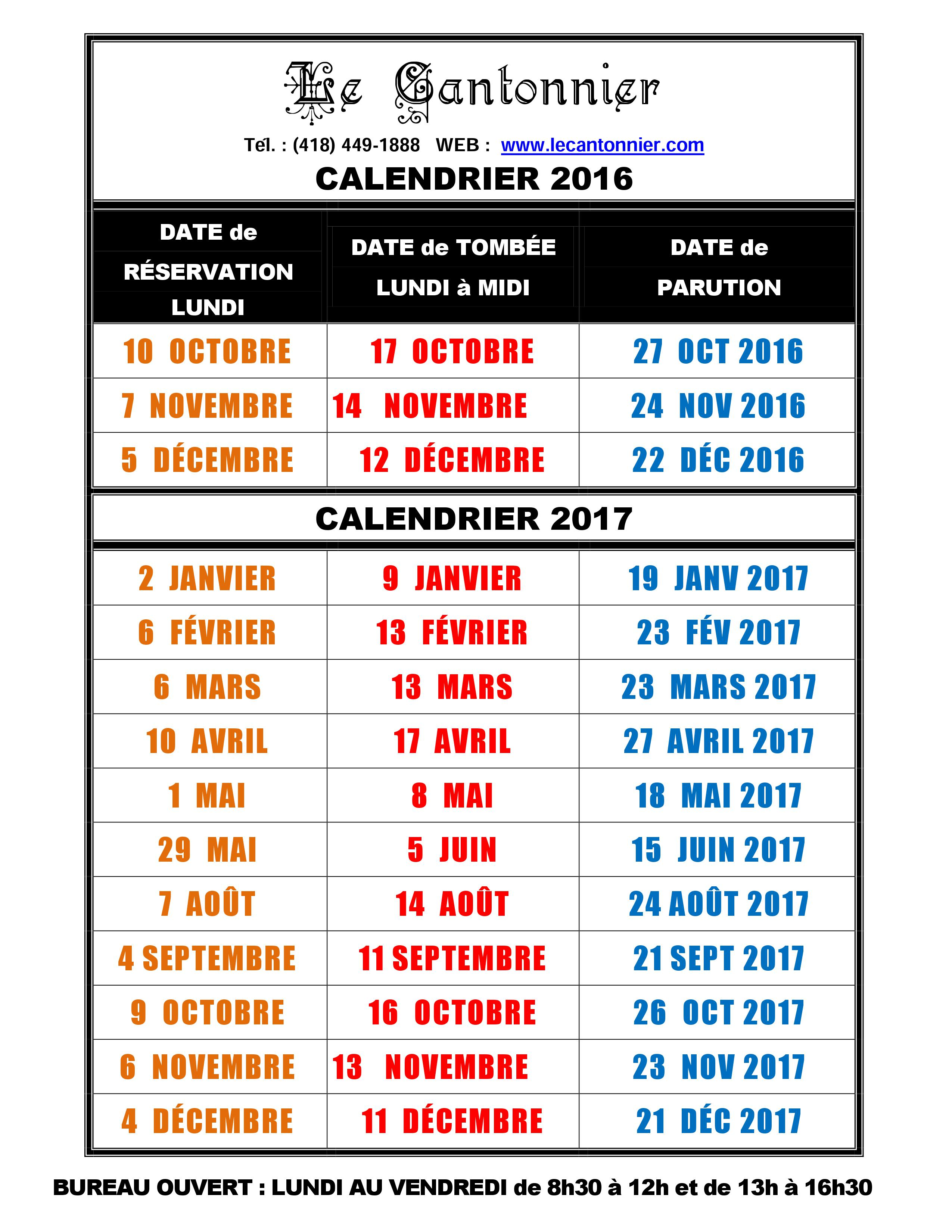 calendriers-parution
