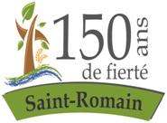 logo 150e saint-romain