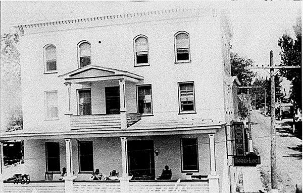 Hotel Beaulac 1950