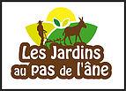 logo_Les jardins au pas de l'âne