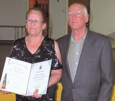 Lise Bilodeau et Jean-Guy Gosselin