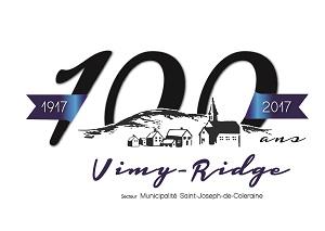 Logo_100e ann Vimy Ridge