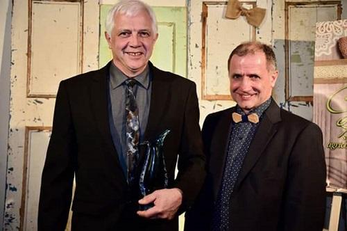 Gagnant dans la catégorie Foresterie : Marc Bellavance, Lambton et François Bourassa, prés. UPA-Estrie