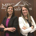 Deux représentantes de la MRC élues à des postes stratégiques