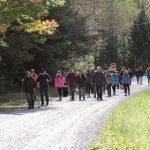 Chemin de Saint-Jacques-Appalaches : 2e édition de la marche en groupe