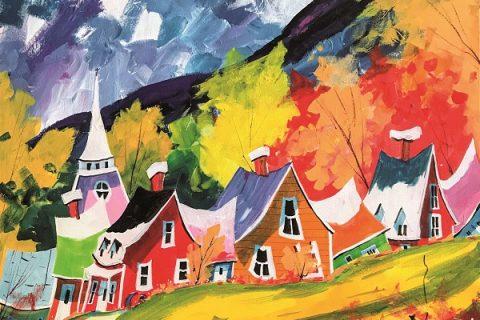Un honneur bien mérité pour le peintre Serge Nadeau